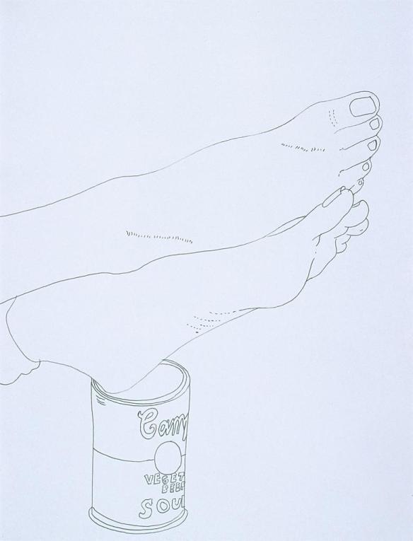 Andy Warhol ...Contour