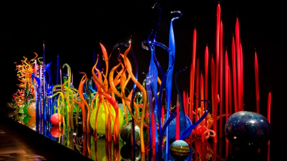 Another Chihuly Installation