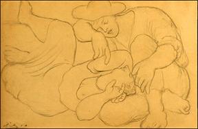Picasso and Contour