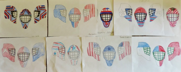 More Hockey Mask designs