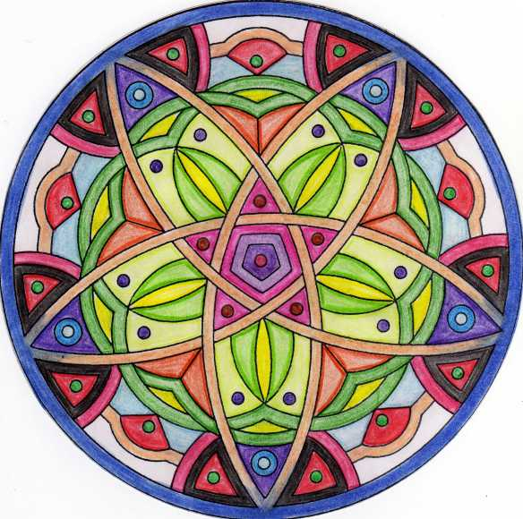 Mandala Project Homework