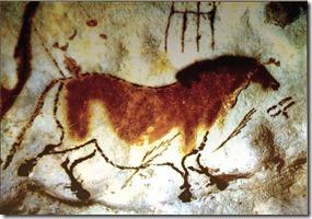 Lascaux horse