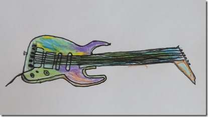 Musical instruments 004