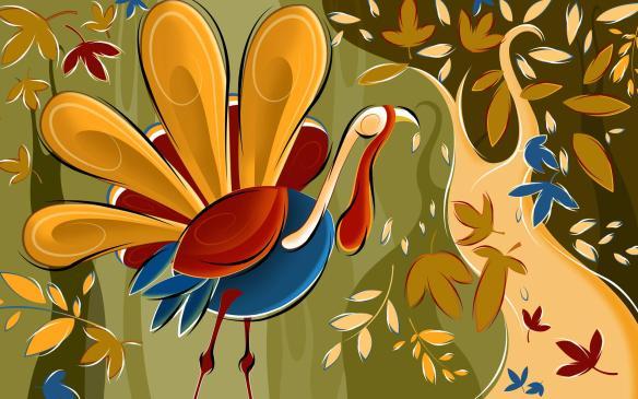 turkey-painting