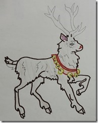 Reindeer 005