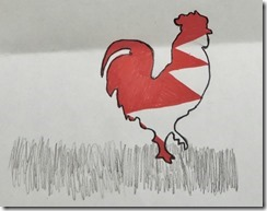 Rooster 006