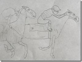 Racehorse 001