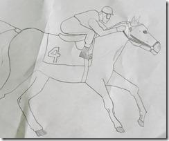 Racehorse 002