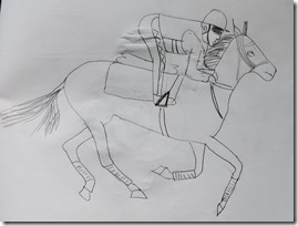Racehorse 003