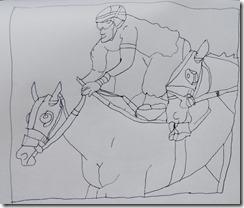 Racehorse 004
