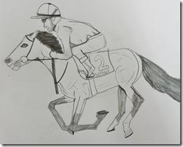 Racehorse 005