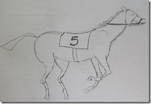 Racehorse 006