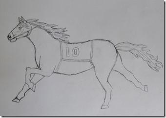 Racehorse 007