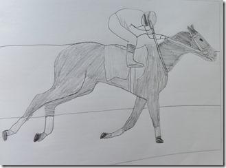 Racehorse 009