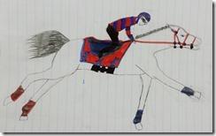 Racehorse 013