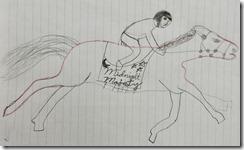 Racehorse 014