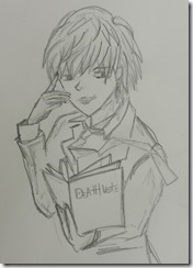 Anime homework 007