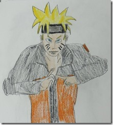 Anime homework 016