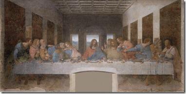 Leonardo Last Supper