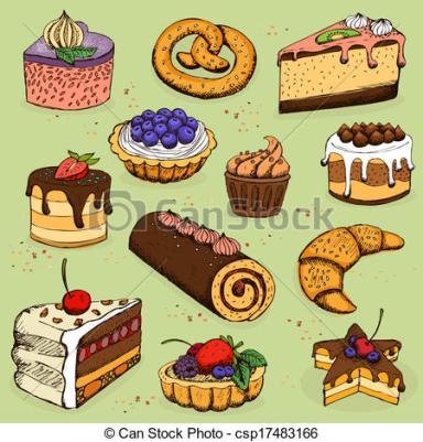 Pastry 1