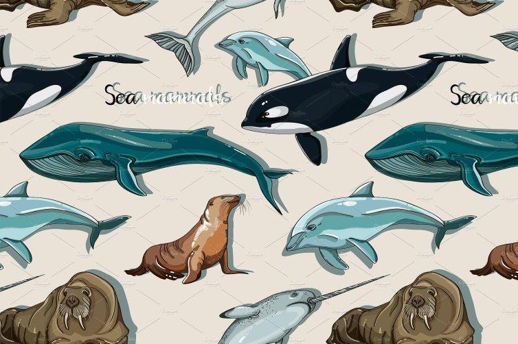 sea-mammals