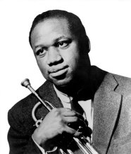 CIRCA 1953: Jazz trumpeter Clifford Brown Poses for a portrait circa 1953. (Photo by Michael Ochs Archives/Getty Images)